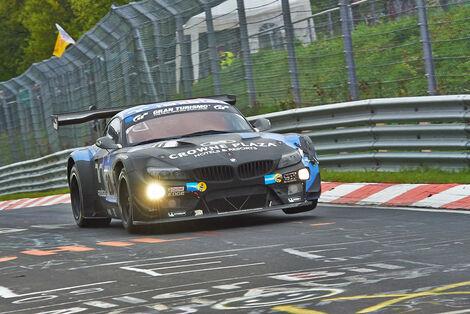 #20, BMW Z4 GT3 , 24h-Rennen Nürburgring 2013
