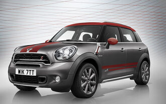 02/2015 Mini Countryman Park Lane 3.3. Sperrfrist