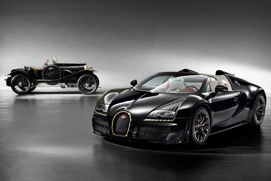 bugatti veyron black bess auf der peking motor show der. Black Bedroom Furniture Sets. Home Design Ideas