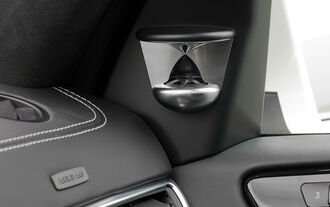 05/2012, 2012 Mercedes GL 63 AMG, Bang olufsen Anlage