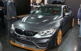 05/2015, Tokio Motor Show 2015 BMW M4 GTS