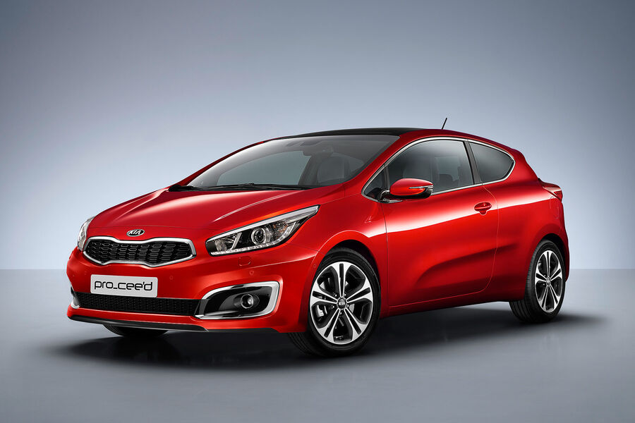 kia ceed facelift 2015 auto motor und sport. Black Bedroom Furniture Sets. Home Design Ideas