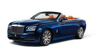 09/2015, Rolls-Royce Dawn Sperrfrist