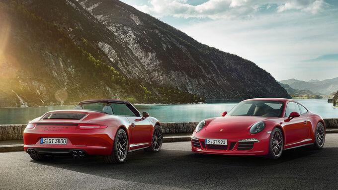10/2014 Porsche 911 GTS