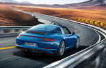 10/2015 Porsche 911 Carrera 4-Modelle facelift