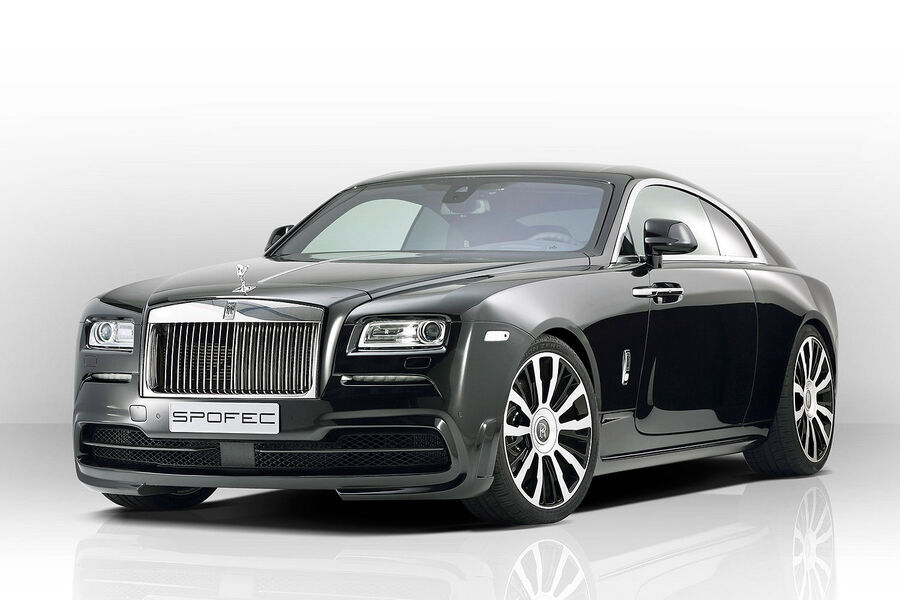 spofec rolls royce wraith emily herrscht ber 717 ps. Black Bedroom Furniture Sets. Home Design Ideas