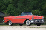 1956er Chevrolet Bel Air Convertible