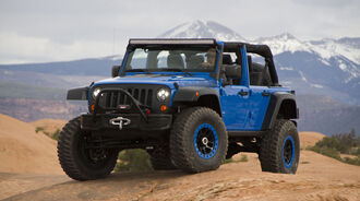 2014 Moab Easter Jeep Safari