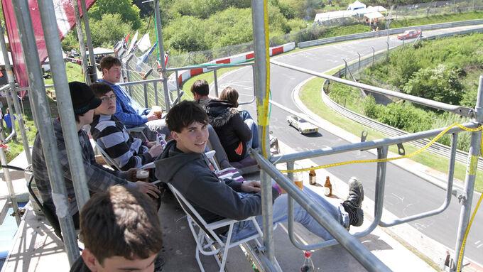 24h Rennen Nürburgring 2012 Fans
