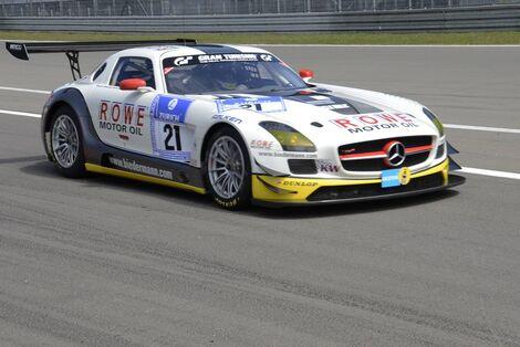 24h-Rennen Nürburgring 2012, No21