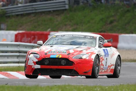 24h-Rennen Nürburgring 2012, No61