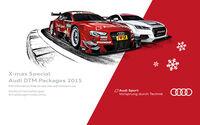 Adventskalender 2014, Tag 22, Audi DTM
