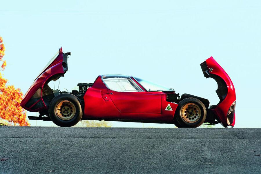alfa romeo 33 2 stradale gebrauchtwagen auto motor und sport. Black Bedroom Furniture Sets. Home Design Ideas