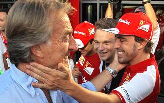 Alonso Montezemolo - Ferrari