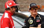 Alonso  Räikkönen - GP Italien 2013