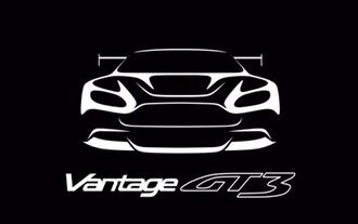 Aston Martin Vantage GT3 Teaser Genf 2015