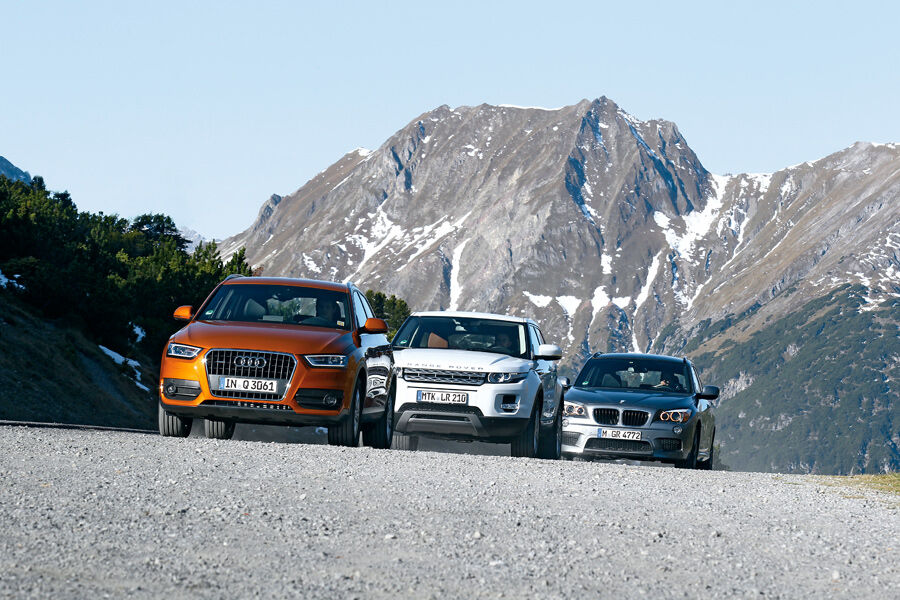Bmw X Drive Vs Quattro 2015 Autos Post
