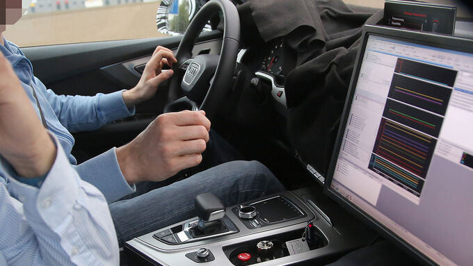 Jaguar xf erlk nige auto motor und sport for Interieur q7