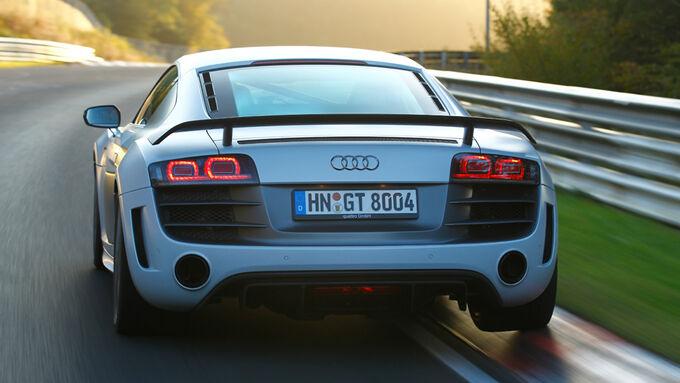 Audi R8 GT Heckansicht