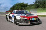 Audi R8 LMS ultra, Frontansicht