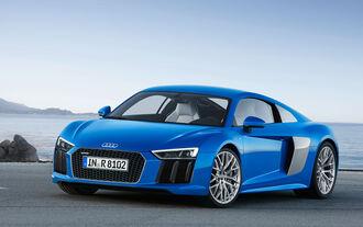 Audi R8 Sperrfrist!! 2.3.2015