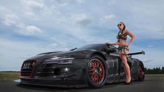 Recon MC8 mit Motorsporttechnik