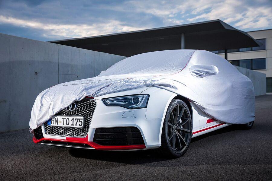 Audi RS5 TDI Concept в чехле