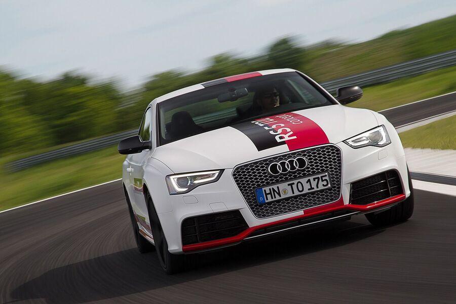 Прототип Audi RS5 Concept с дизельным 3.0 TDI