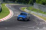 Audi RS Q3, Frontansicht