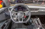 Audi Sport Quattro Concept, Innenraum