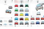 Automoji Porsche Emojis