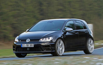BB VW Golf R