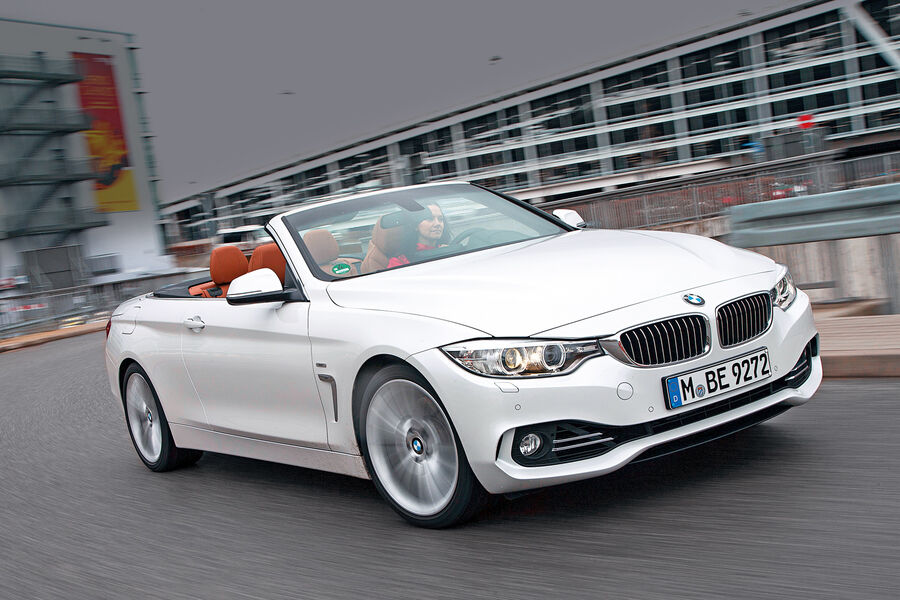 bmw 4er cabrio im test das ganzjahrescabrio auto motor und sport. Black Bedroom Furniture Sets. Home Design Ideas