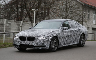 BMW 7 Erlkönig