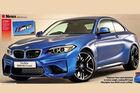 BMW M2 leaked