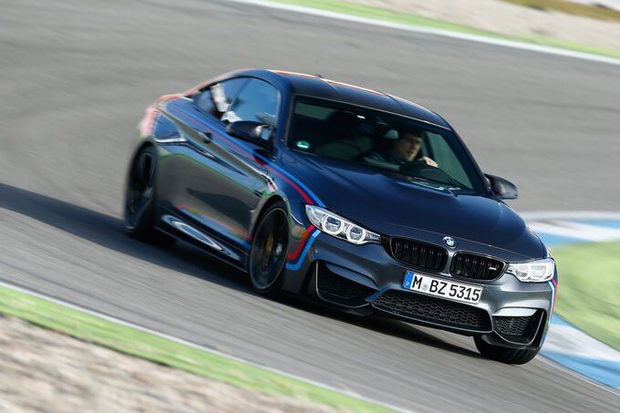 BMW M4 Performance, Frontansicht
