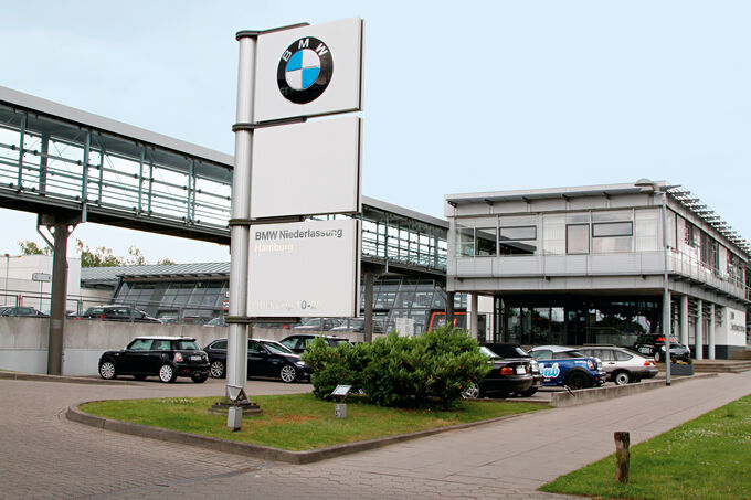 werkst ttentest 2012 folge 5 bmw im kampf mit den. Black Bedroom Furniture Sets. Home Design Ideas