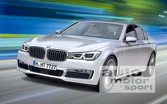 BMW, Siebener