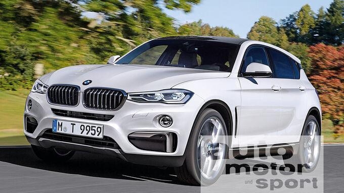 Bmw Urban Cross 2017 >> BMW Urban Cross: City-SUV verzögert sich - Auto Motor und Sport