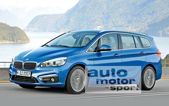 BMW Zweier Gran Tourer