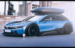 BMW i8 - Photoshop - Shooting Brake - Rain Prisk 2015