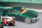 Bentley EXP 10 Speed 6 - Conceptcar - Studie - Sportwagen - 02/15