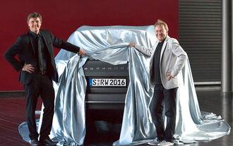 Borgward SUV