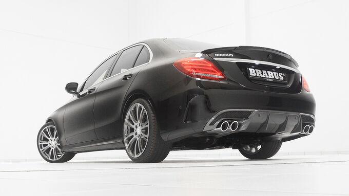 Brabus Mercedes C-Klasse AMG Line