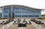 Brixworth - Mercedes F1 Motorenfabrik 2015