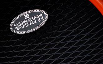 Bugatti Veyron Grand Sport Vitesse, Emblem, Marke