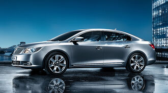 Buick LaCrosse SAIC China