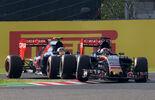 Carlos Sainz Max Verstappen - Toro Rosso - Formel 1 - 2015