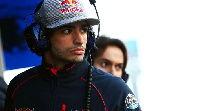 Carlos Sainz über neuen Toro Rosso