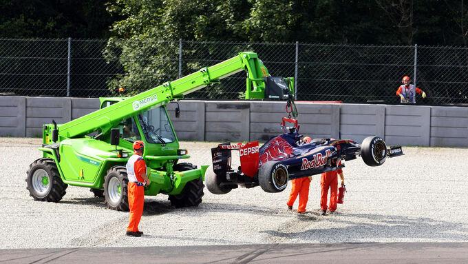 Fotos GP Italien (Freitag)